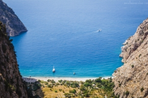 Kelebekler Vadisi (The Butterfly Valley), Turkey